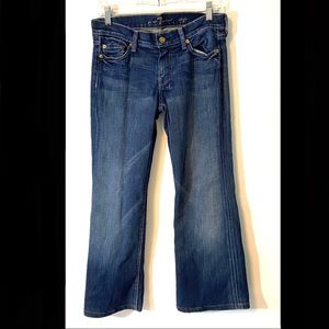 7 For All ManKind Dojo Jeans 30x27
